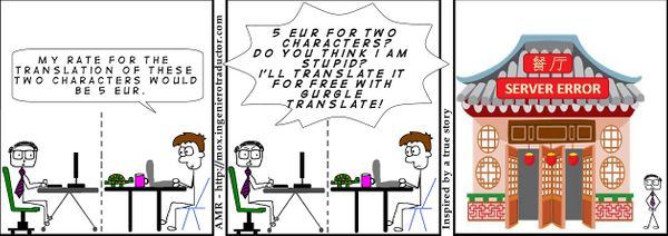 Finding the Funny: Comics for Translators and Interpreters