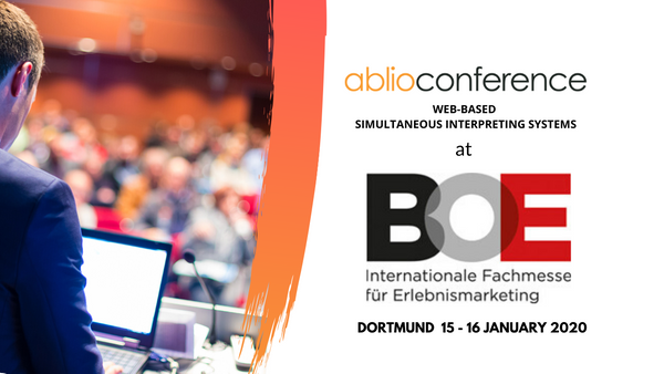 Innovative Simultaneous Interpreting Systems                              At Boe2020