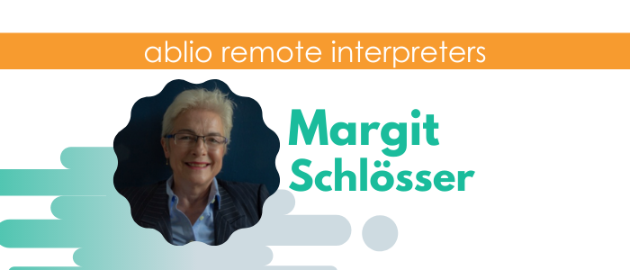 Margit Schlösser    German/Spanish/English Interpreter